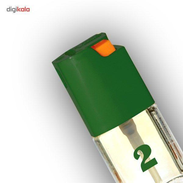 پرفیوم مردانه بیک شماره 2 حجم 7.5ml main 1 2