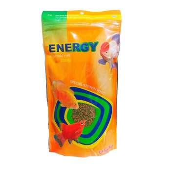 غذای خشک ماهی انرژی کد 023 وزن 200 گرم