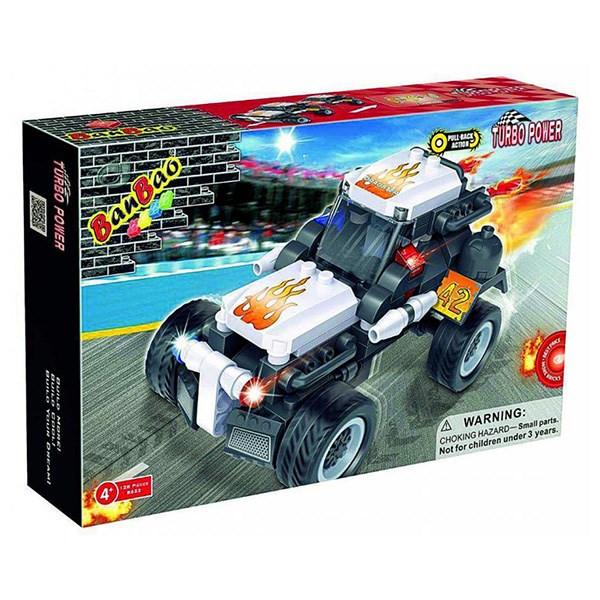 مدلسازی بن بائو مدل Dragster کد 8622
