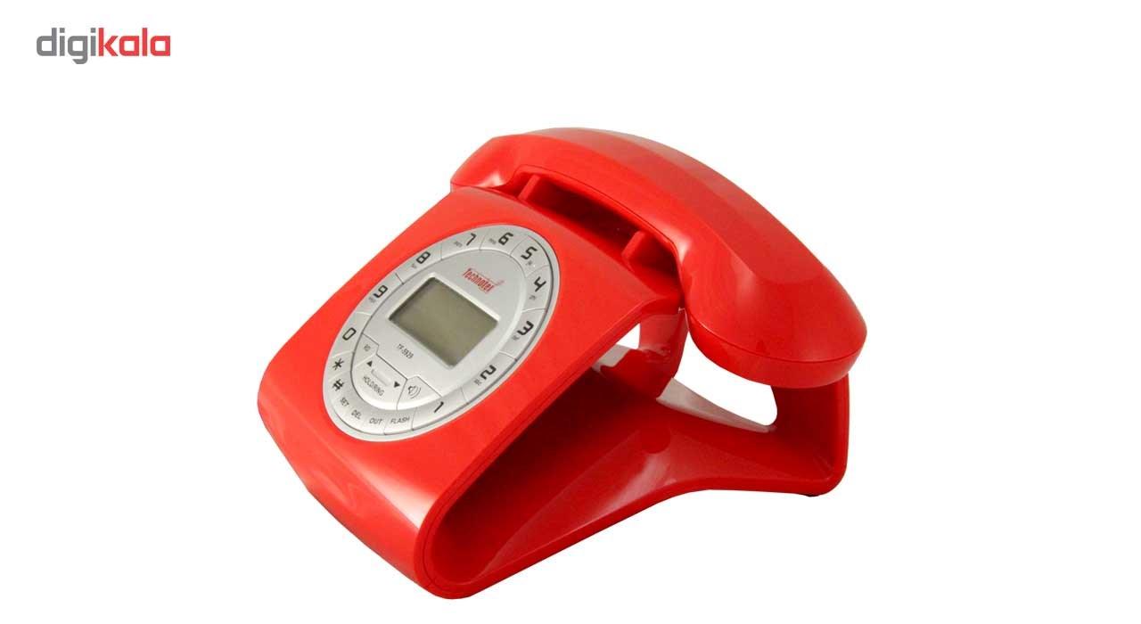 قیمت                      تلفن تکنوتل مدل 5929