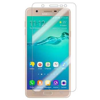 محافظ صفحه نمایش شیشه ای تمپرد هوکار  مناسب Samsung Galaxy J7