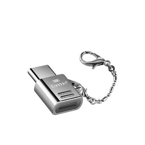 مبدل Micro USB به Type-C ارلدام مدل TC03