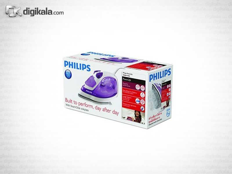 اتو بخار فیلیپس مدل GC2930 سری PowerLife main 1 5