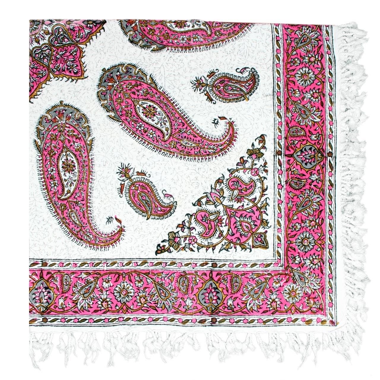سفره قلمکار اصفهان گالری مند کد MS30 سایز 100