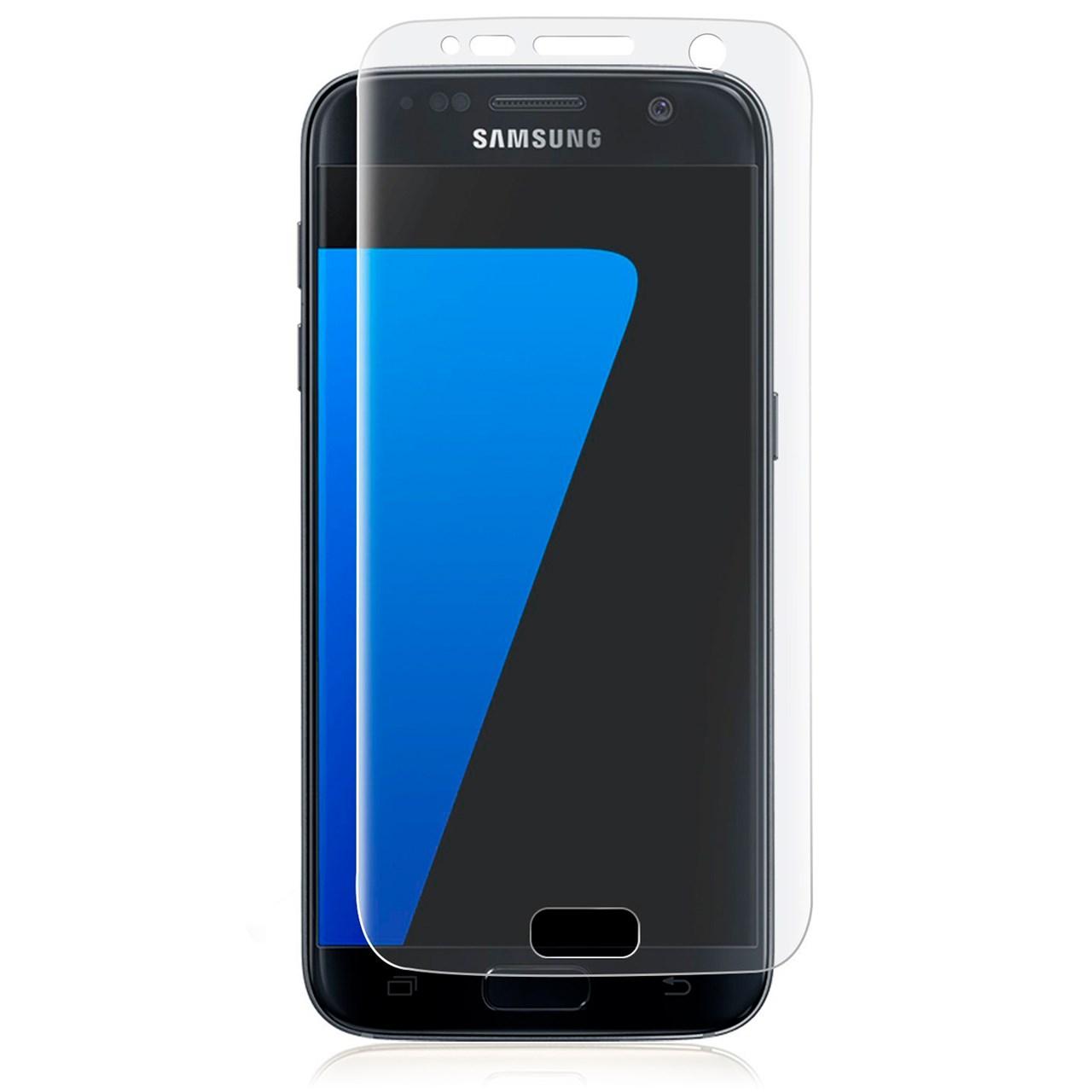 محافظ صفحه نمایش تی پی یو بست سوت مدل Full Cover مناسب برای گوشی موبایل سامسونگ Galaxy S7 Edge