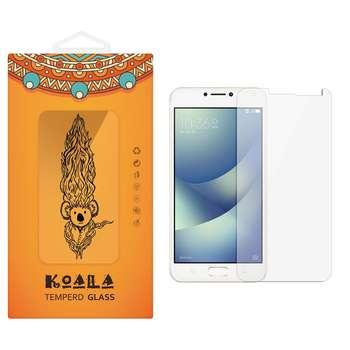 محافظ صفحه نمایش شیشه ای کوالا مدل Tempered مناسب برای گوشی موبایل ایسوس Zenfone 4 Max ZC554KL