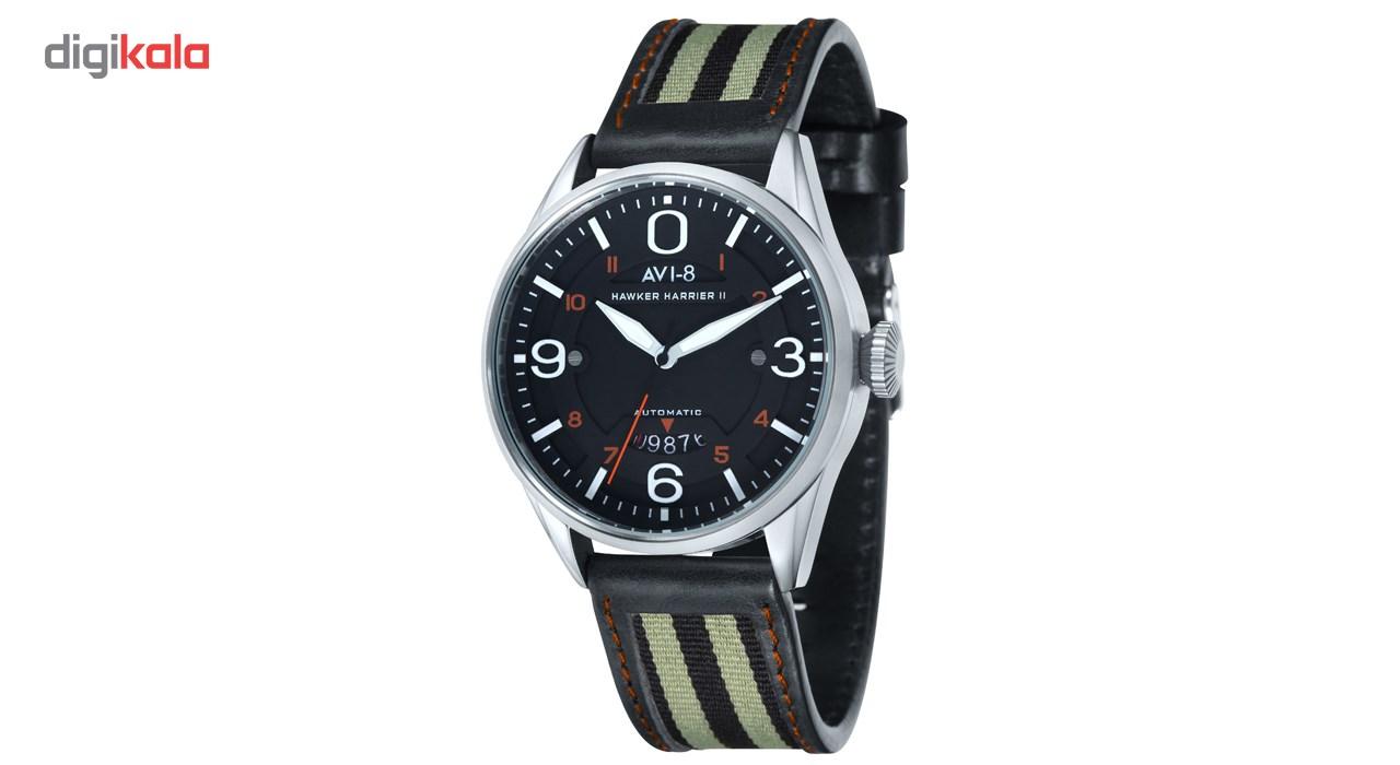 خرید ساعت مچی عقربه ای مردانه ای وی-8 مدل AV-4040-01