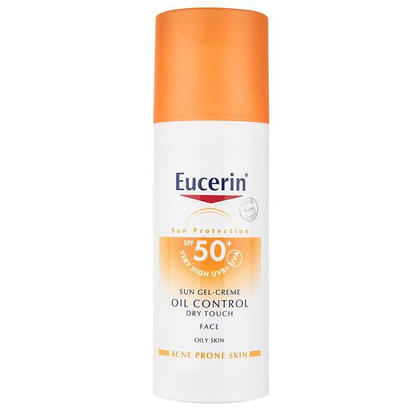 کرم ژل ضد آفتاب اوسرین سری Sun Protection Spf50 حجم 50 میلی لیتر