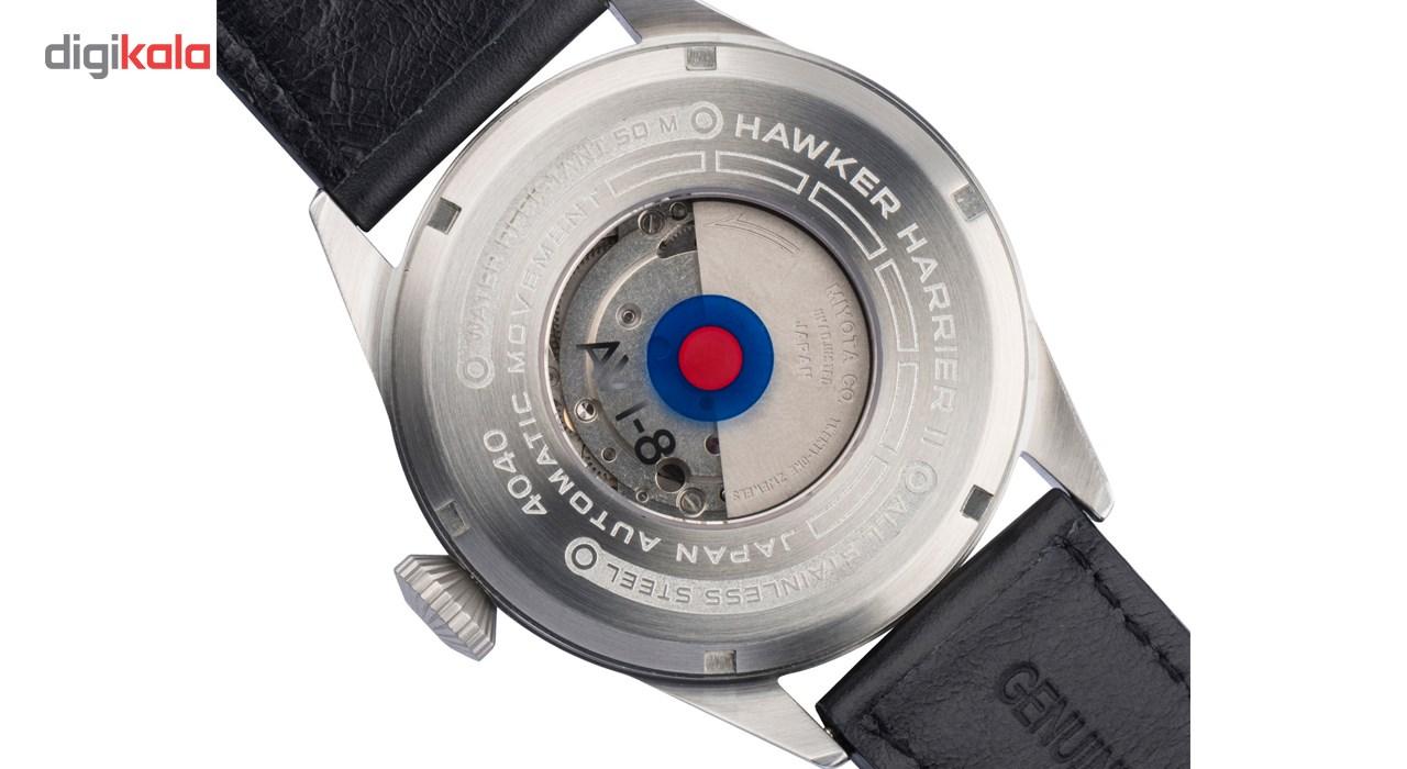 ساعت مچی عقربه ای مردانه ای وی-8 مدل AV-4040-01
