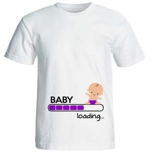 تیشرت بارداری نوین نقش طرحp538