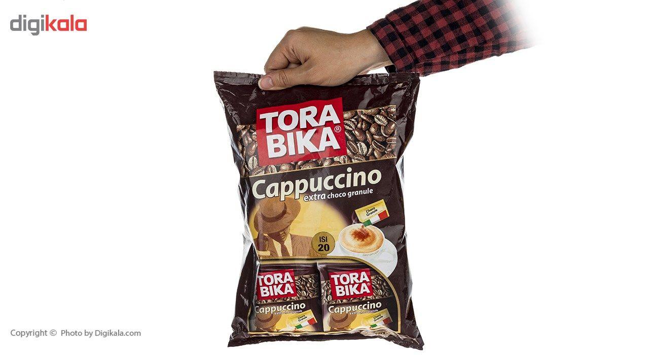 کاپوچینو ترابیکا مدل Cappuccino بسته 20 عددی main 1 4