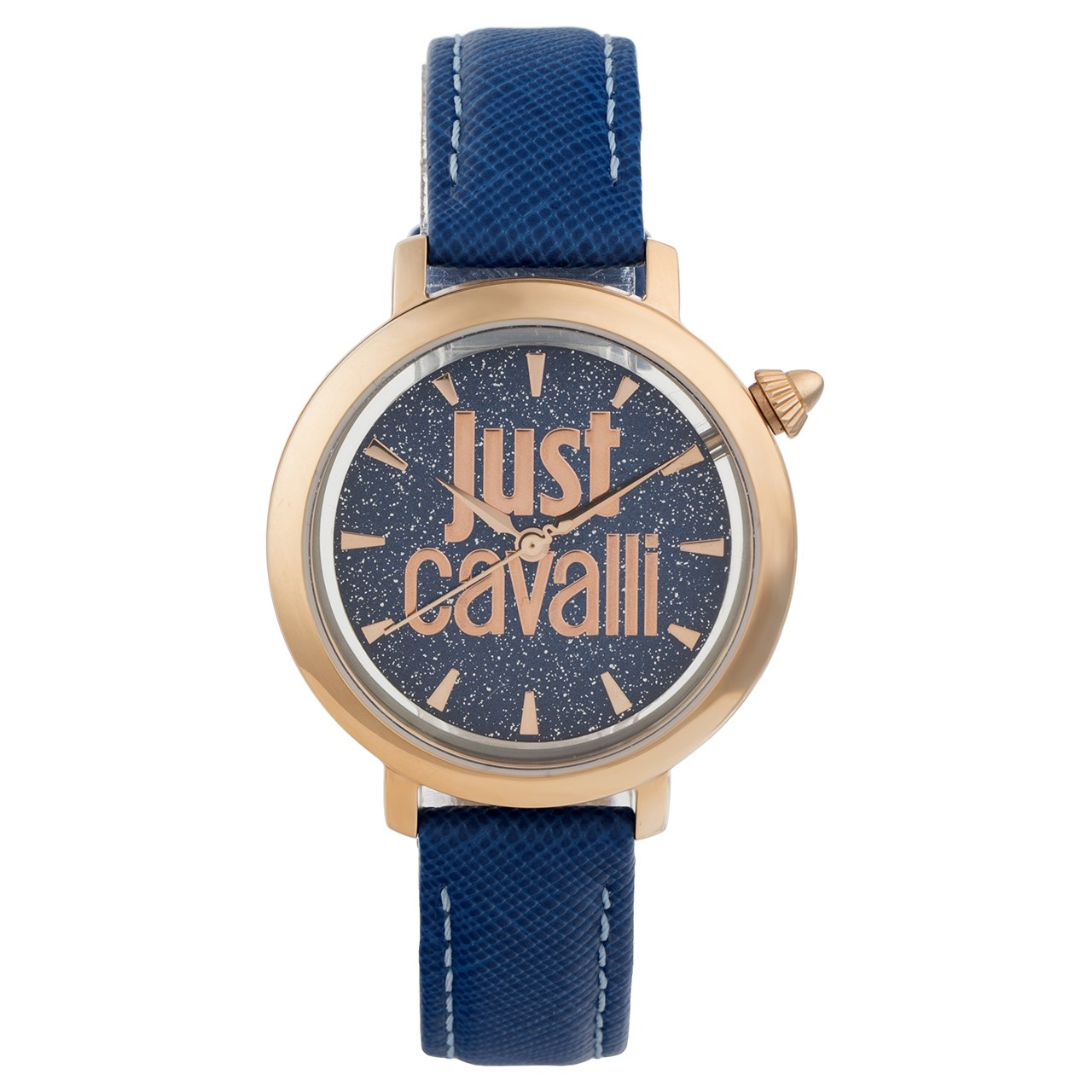 ساعت مچی عقربه ای زنانه جاست کاوالی مدل JC1L007L0035