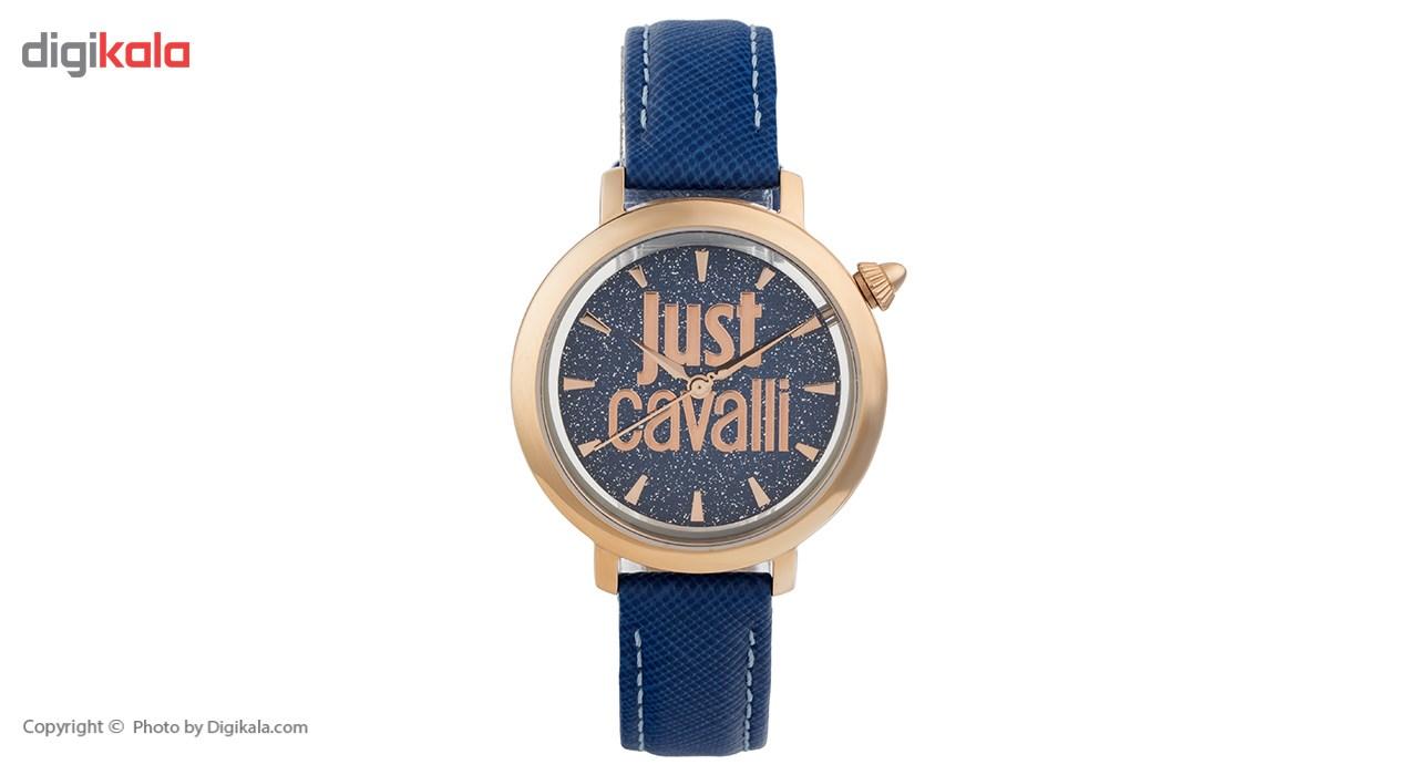 ساعت زنانه برند جاست کاوالی مدل JC1L007L0035