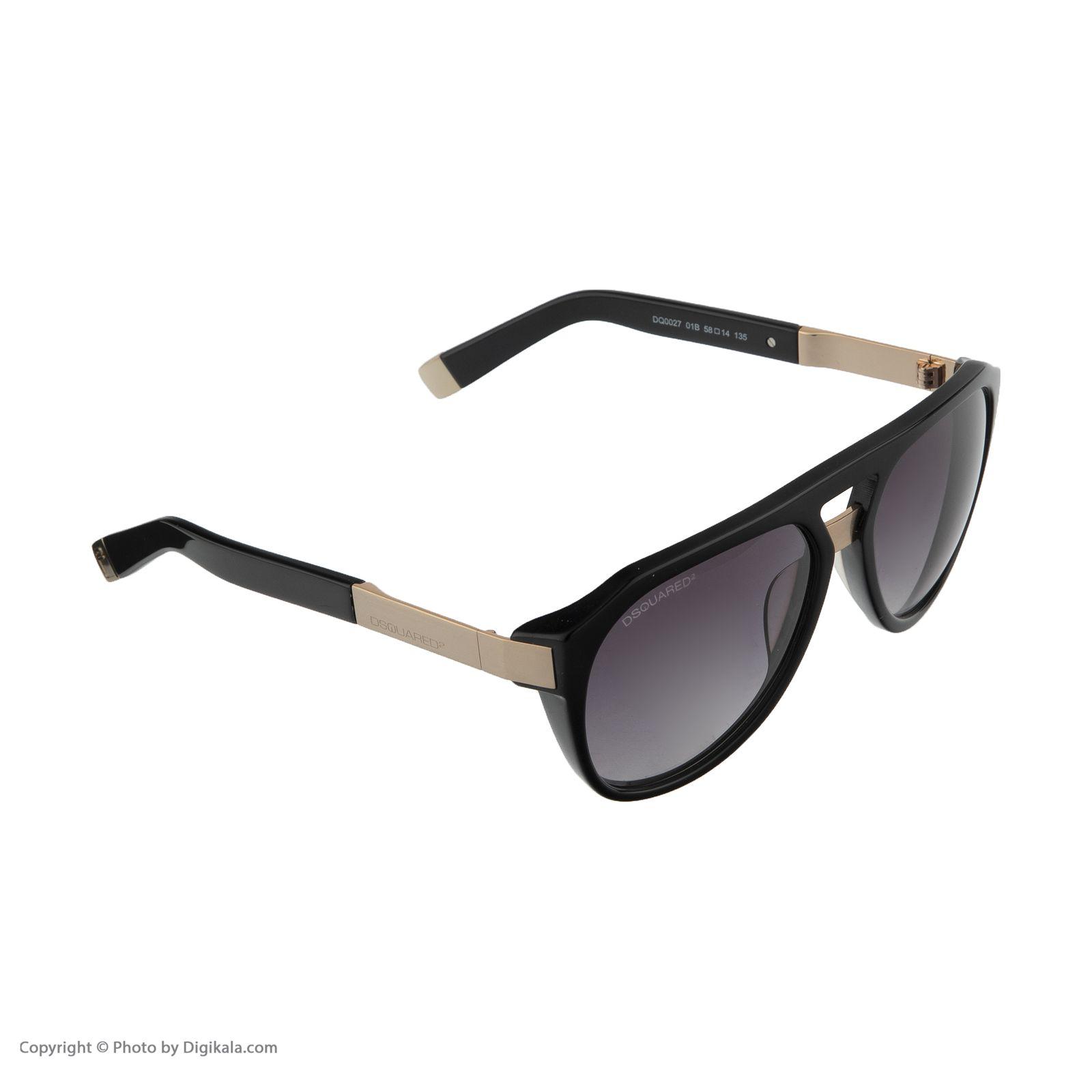 عینک آفتابی  دیسکوارد مدل 0027 -  - 4