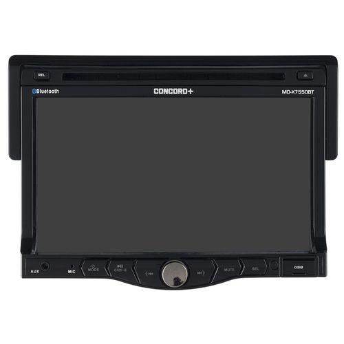 پخش کننده خودرو کنکورد پلاس مدل MD-X7550BT