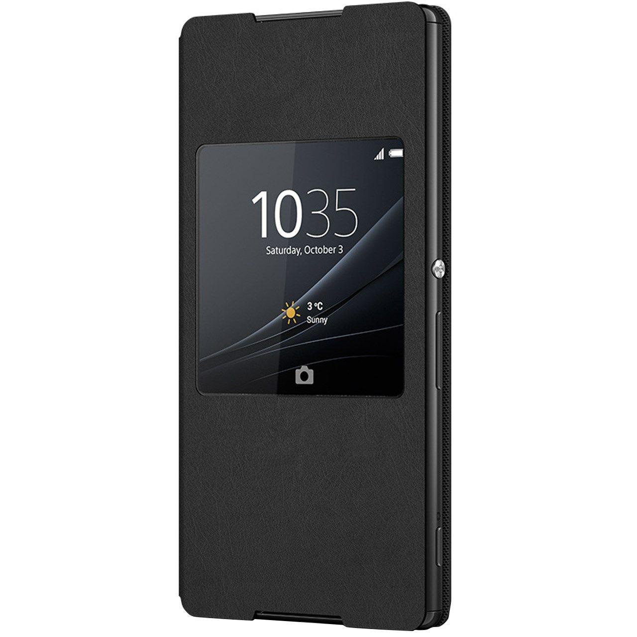 کیف کلاسوری سونی مدل SCR30 مناسب برای گوشی موبایل سونی Xperia Z3 Plus