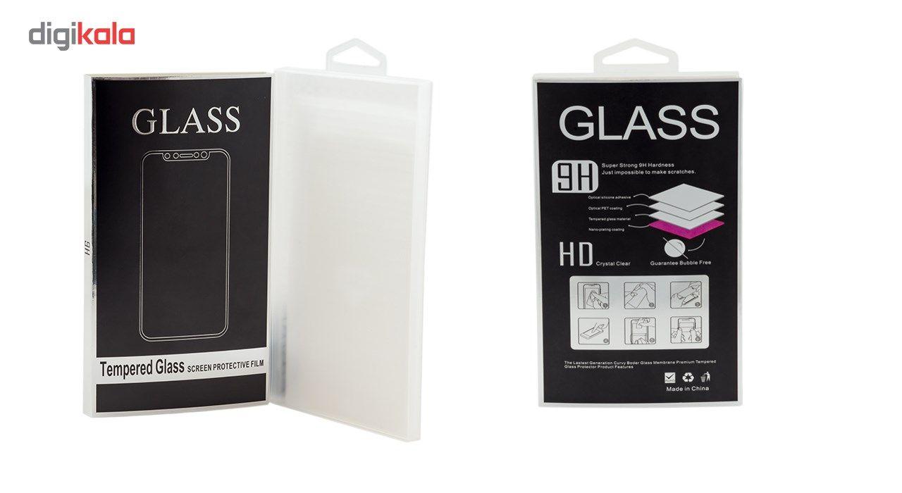 محافظ صفحه نمایش تمام چسب شیشه ای مدل 5D مناسب برای گوشی اپل آیفون X main 1 6
