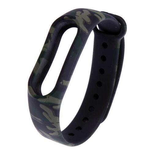 بند مچ بند هوشمند شیاومی مدل Army Black Design 2