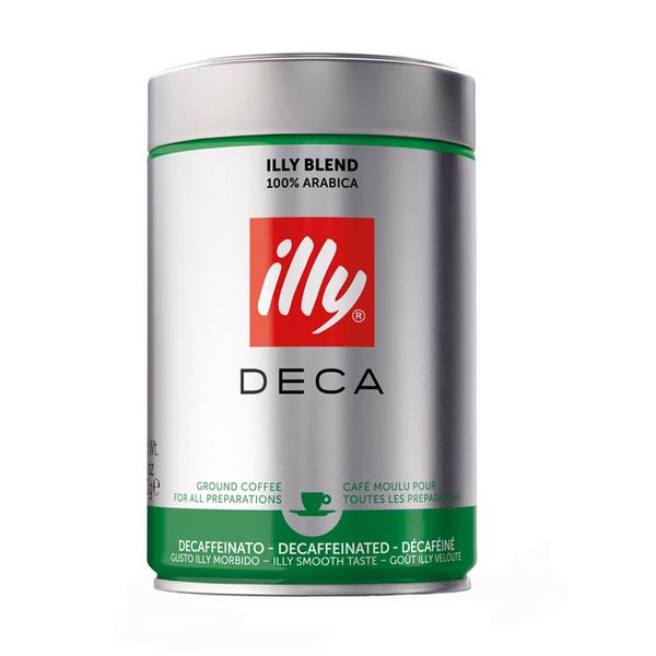 قوطی قهوه ایلی مدل Deca