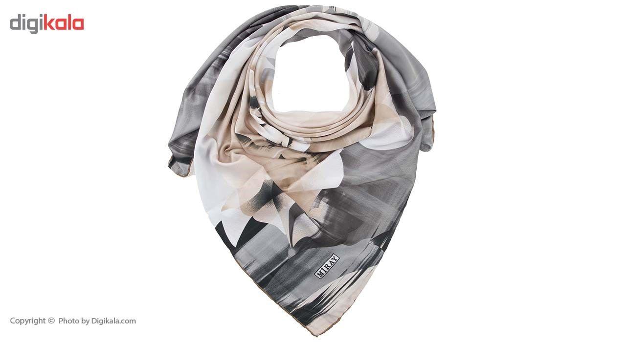 روسری میرای مدل M-216 - شال مارکت -  - 1