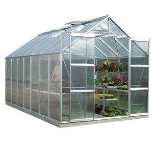 گلخانه پیش ساخته خانه سبز مدل فلورا D47