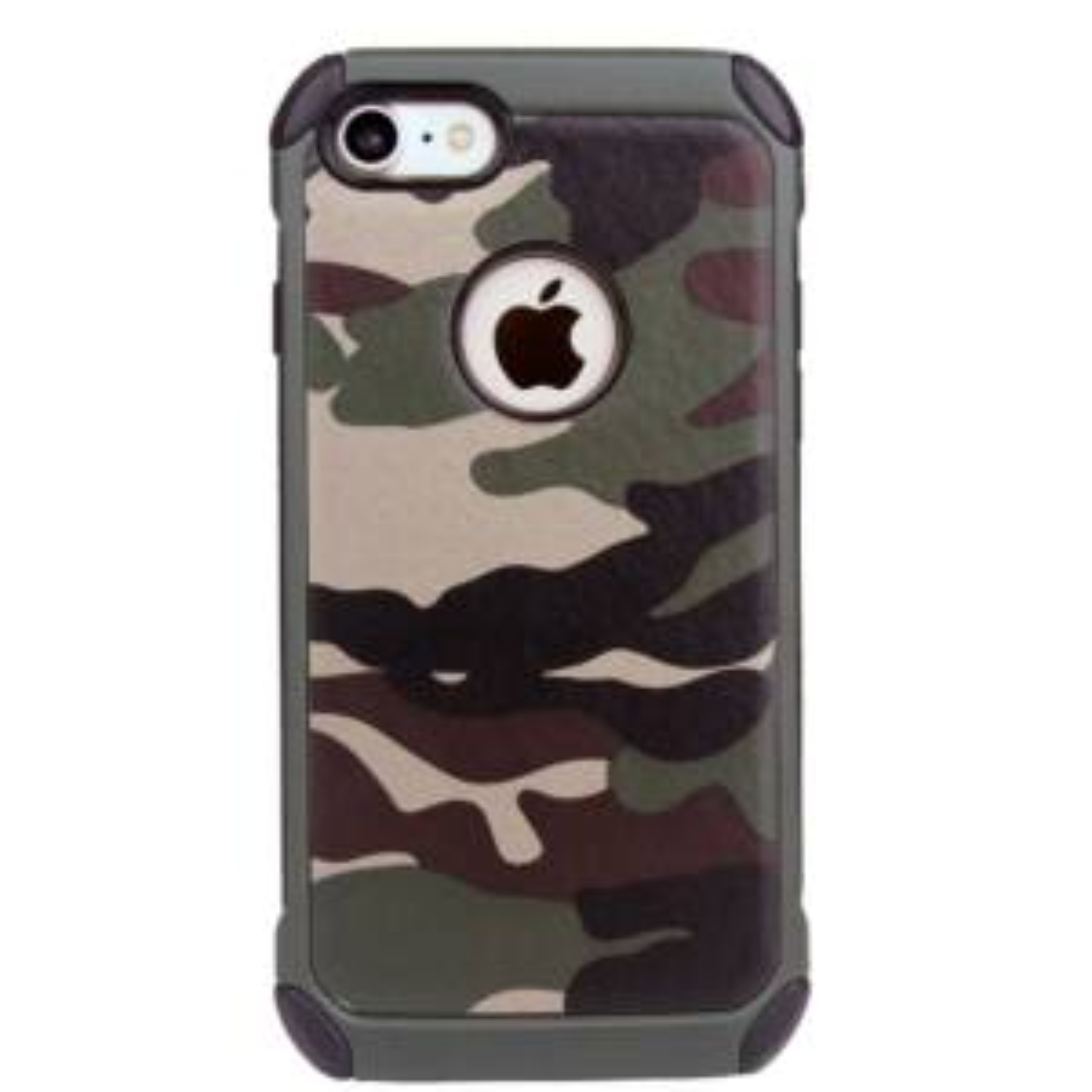 کاور گوشی موبایل مدل camouflage مناسب برای گوشی موبایل آیفون 4
