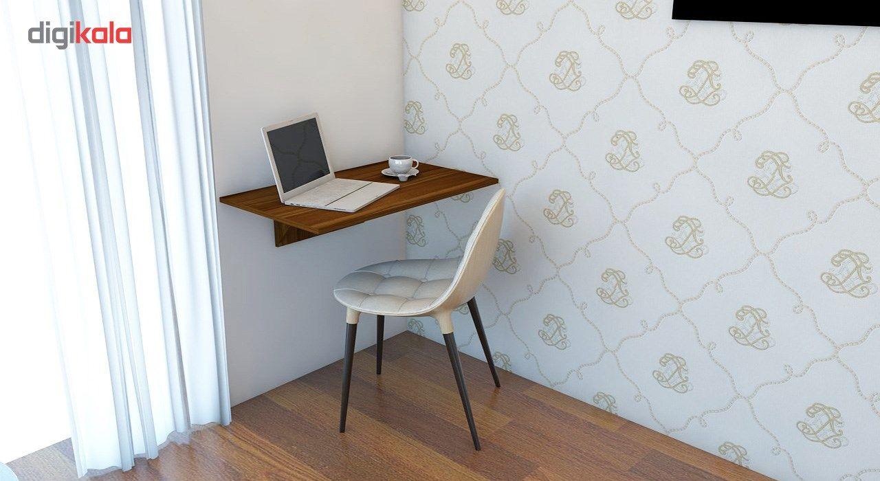 میز تحریر تاشو دیواری کاردینو مدل غزل main 1 1