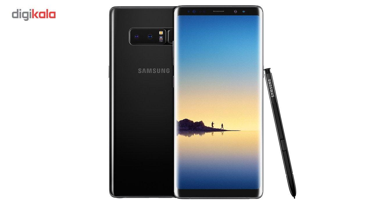 گوشی موبایل سامسونگ مدل Galaxy Note 8  SM-N950FD دو سیمکارت ظرفیت 64 گیگابایت main 1 2