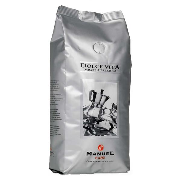 بسته قهوه آسیاب مانوئل مدل Dolce Vita
