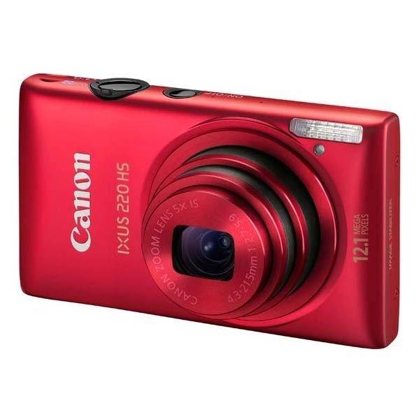 دوربین دیجیتال کانن ایکسوز 220 اچ اس (پاورشات ای ال پی اچ 300 اچ اس)