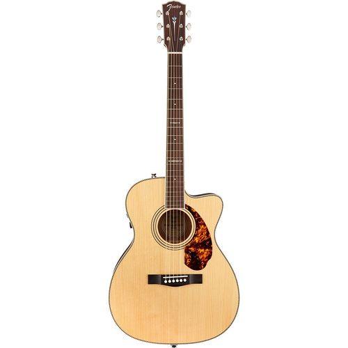 گیتار آکوستیک فندر مدل PM-3CE Mah  0960306221