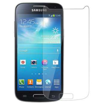 محافظ صفحه نمایش شیشه ای تمپرد مناسب برای گوشی موبایل سامسونگ Galaxy S4 Mini