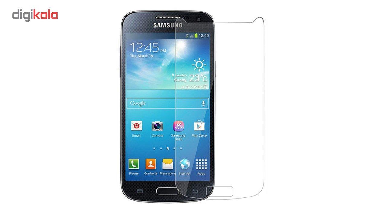 محافظ صفحه نمایش شیشه ای تمپرد مناسب برای گوشی موبایل سامسونگ Galaxy S4 Mini main 1 1