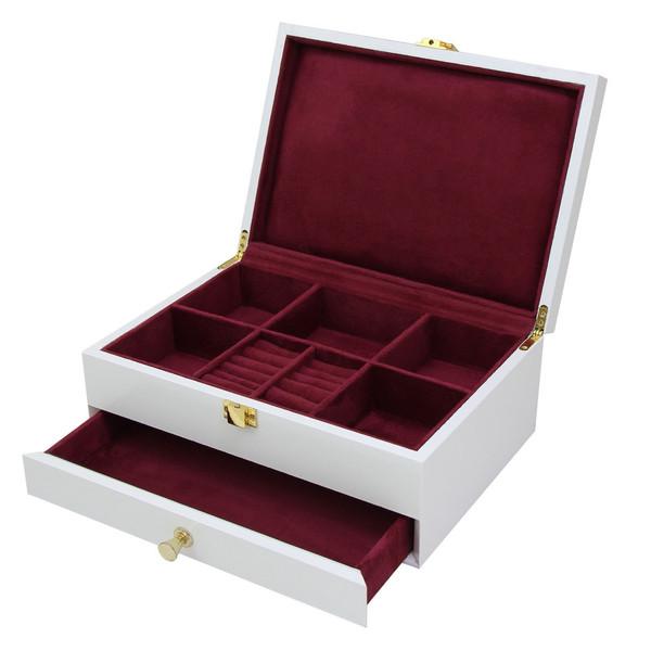 جعبه جواهرات باکسیشو مدل J110 سایز کوچک