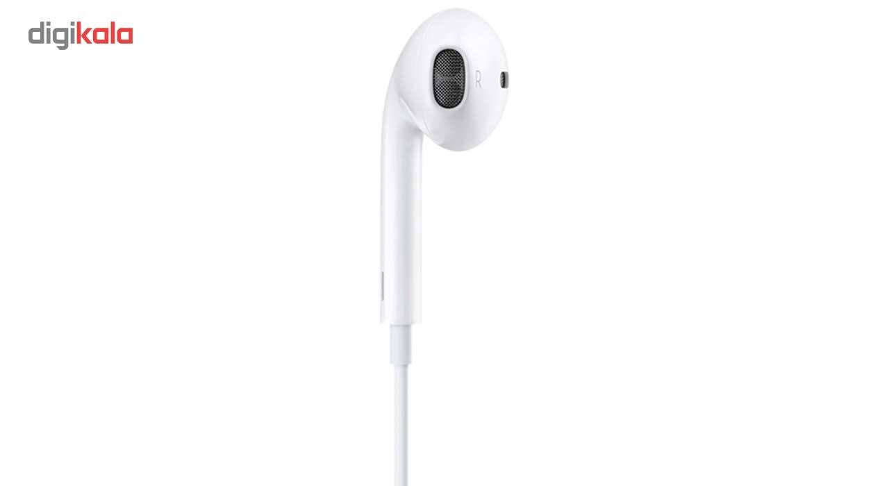 هدفون اپل مدل EarPods با کانکتور لایتنینگ main 1 2