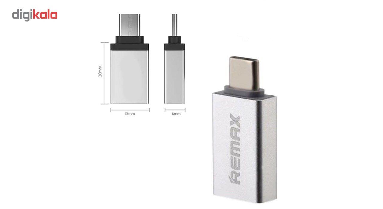 مبدل USB-C به USB OTG  مدل ra-otg main 1 5