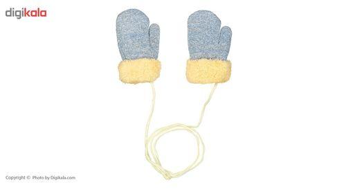 دستکش نوزادی پی جامه مدل 1-302 مناسب برای 1 تا 2سال