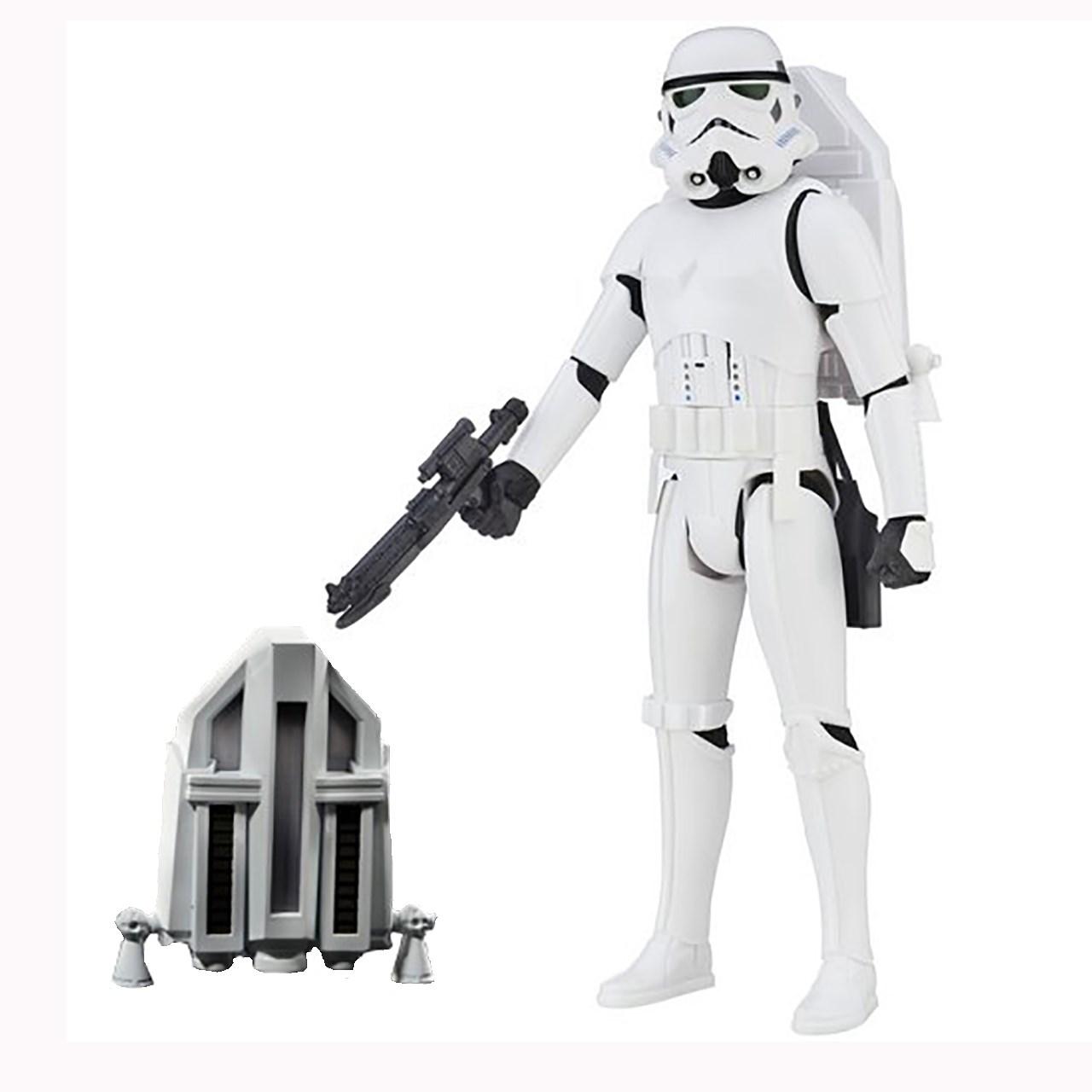 اکشن فیگور استاروارز  مدل Storm Trooper