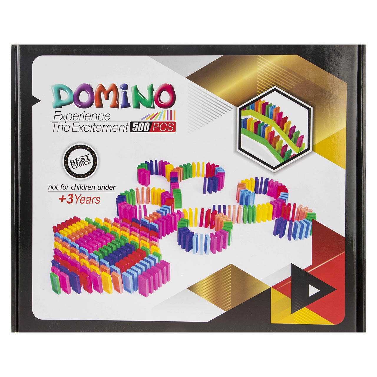 خرید                     بازی فکری دومینو 500 قطعه