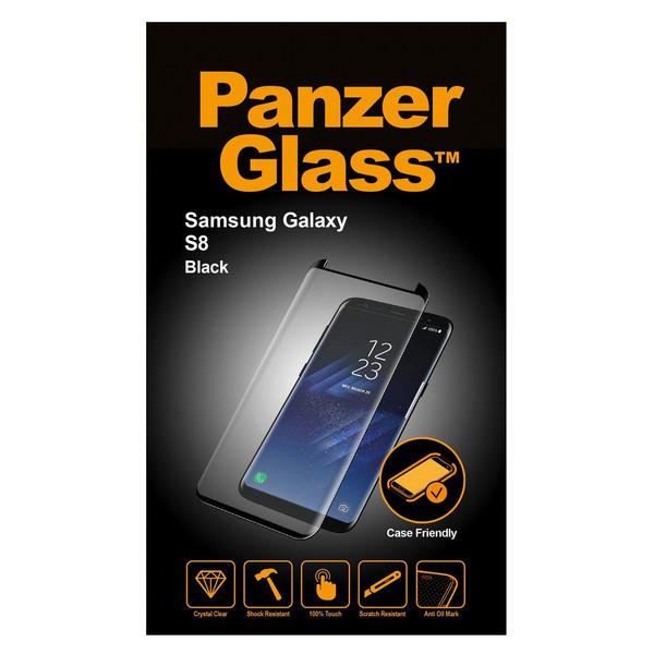محافظ صفحه نمایش پنزر گلس مناسب برای گوشی موبایل سامسونگ Galaxy S8