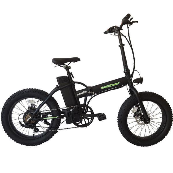دوچرخه برقی گرین پاور مدل EB-08A-B سایز 20