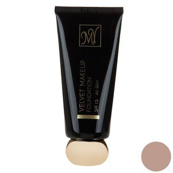 کرم پودر مای سری Black Diamond مدل Velvet Makeup شماره 02