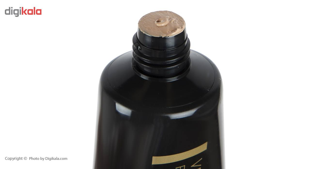 کرم پودر مای سری Black Diamond مدل Velvet Makeup شماره 02 main 1 2