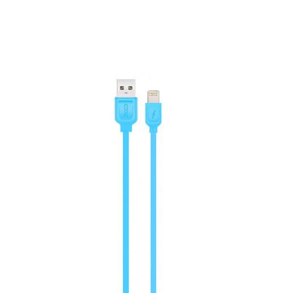کابل تبدیل USB به لایتنینگ ایکس او مدل NB36 طول 1 متر