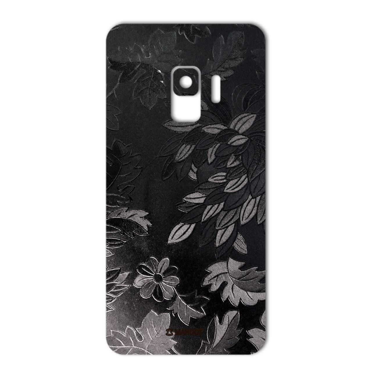 برچسب پوششی ماهوت مدل Wild-flower Texture مناسب برای گوشی  Samsung S9
