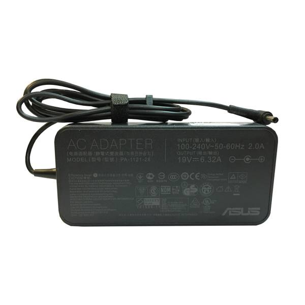 شارژر لپ تاپ 19 ولت 6.32 آمپر ایسوس مدل PA-1121-28