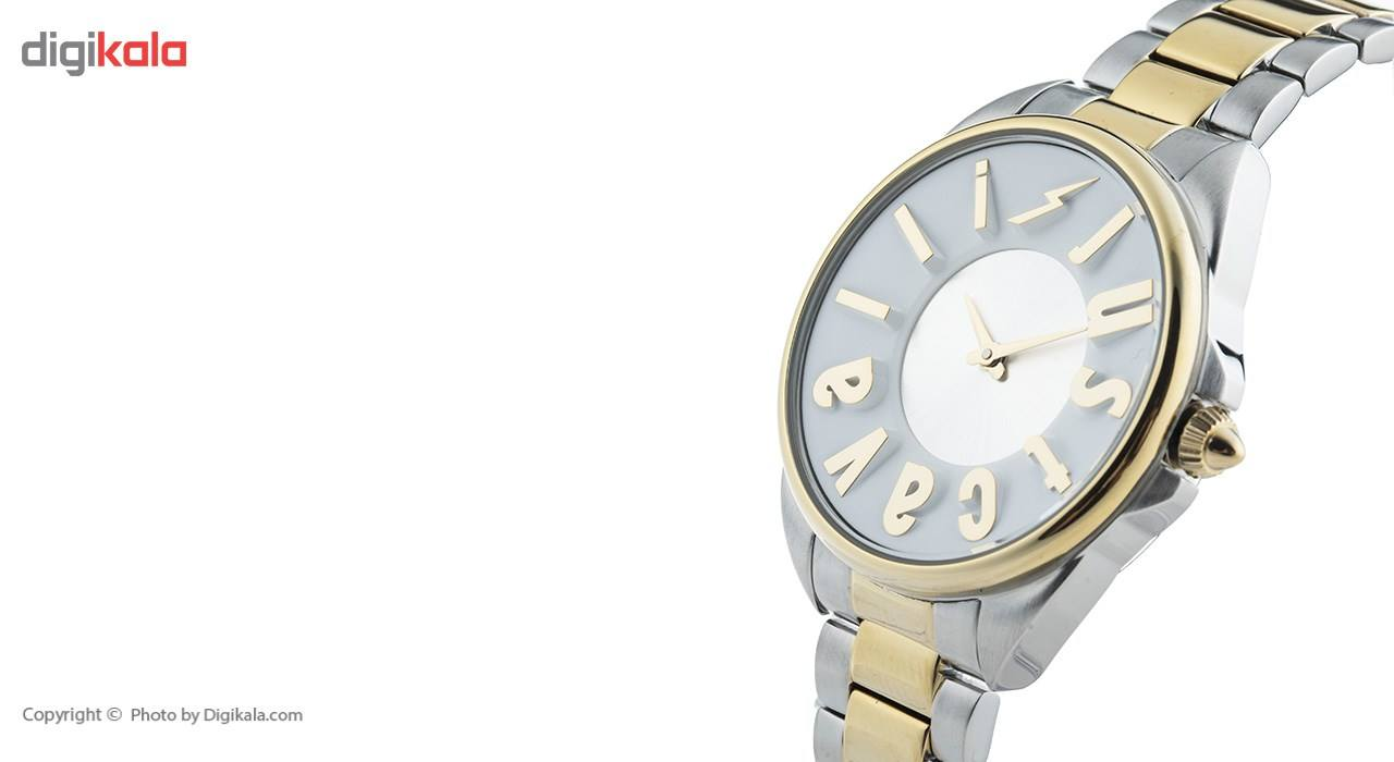 ساعت مچی عقربه ای زنانه جاست کاوالی مدل JC1L008M0105 -  - 3