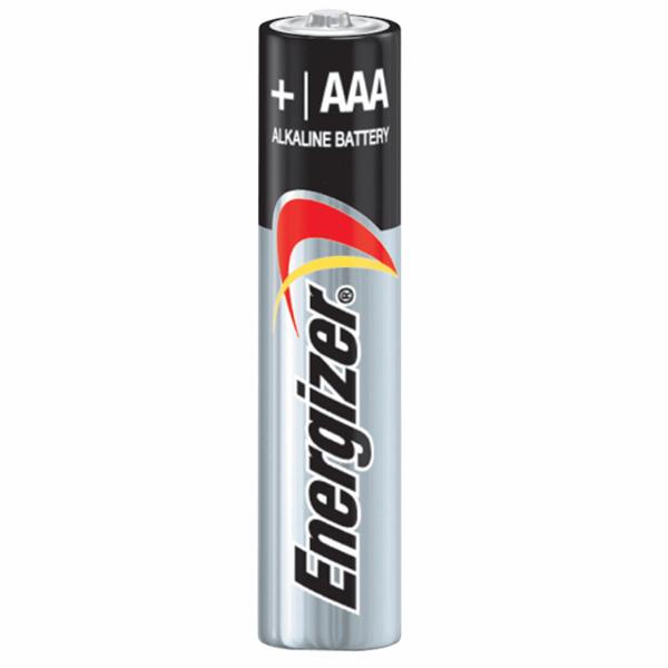باتری نیم قلمی انرجایزر مدل Max Alkaline بسته 48 عددی