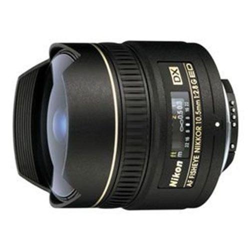 لنز نیکون 10.5mm f/2.8G ED AF DX Fisheye