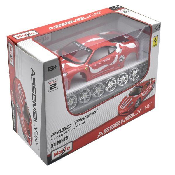 ماشین بازی مایستو مدل Ferrari F430